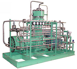 centrifugal process gas compressors