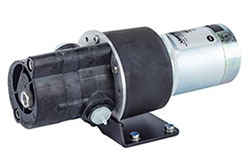 Seal-less magnet drive gear pumps
